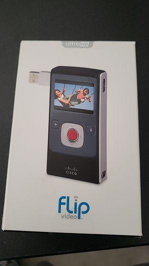 Flip UltraHD video camera Cisco for Sale in San Luis Obispo, CA