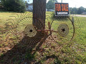 Farm equipment hay rake for Sale in Seneca, SC