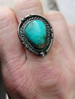 Antique Turquoise Ring for Sale in Sacramento,  CA