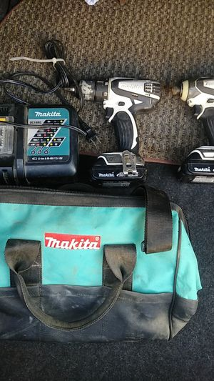 Makita drill set . for Sale in Lake Forest, CA