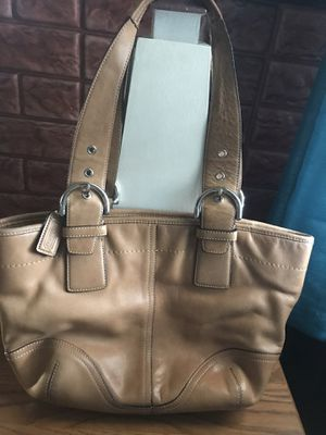 Coach bag for Sale in Vandergrift, PA