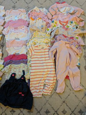 6 month baby girl clothes. for Sale in Fairfax, VA