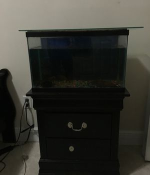 Fish tank pecera for Sale in Coral Gables, FL