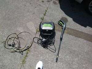 Greenworks pressure washer for Sale in Lexington, KY