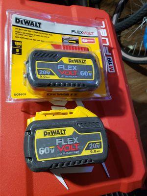 Dewalt batteries for Sale in Glendale, AZ