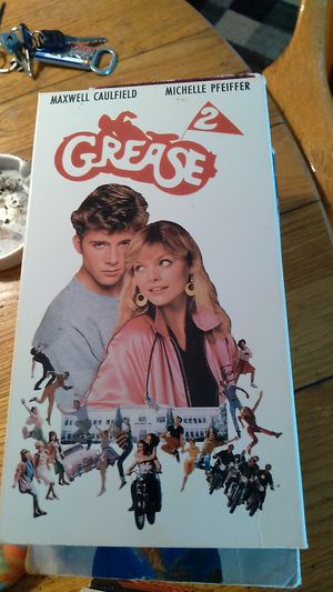 Grease 2 VHS for Sale in Pine, CO