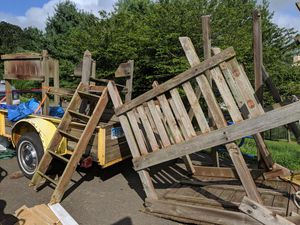 Free wood for Sale in Northford, CT
