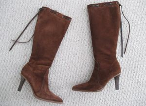 Coach boots size 8 for Sale in Herndon, VA