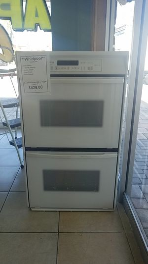 Whirlpool Double Oven for Sale in Port Richey, FL