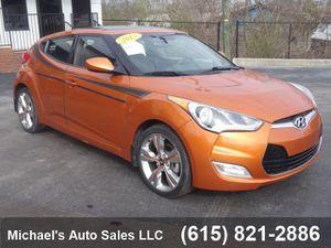 2013 Hyundai Veloster for Sale in Nashville, TN