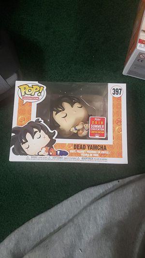 Dead yamcha funko pop for Sale in Dallas, TX