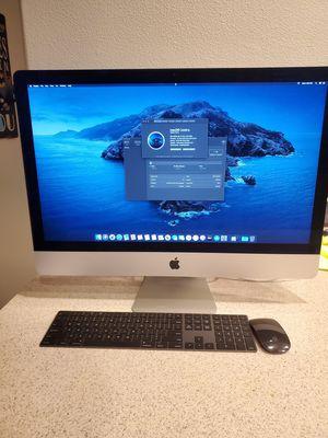 "iMac Retina 27"" 5K(Late 2015) for Sale in Port Orchard, WA"