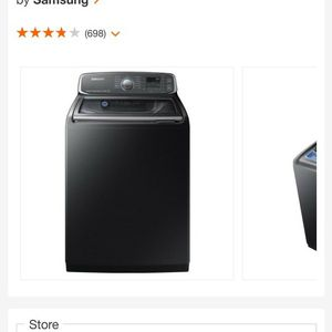 Samsung Washer And Dryer for Sale in Humble, TX