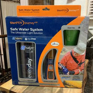 Water Filter - SteriPEN Journey LCD for Sale in San Jose, CA