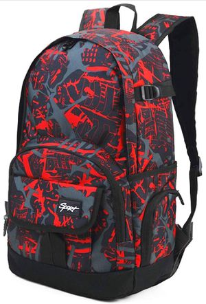 Rickyh style Backpack for Students kids bag Lightweight Waterproof 15.6 Inch for Sale in Philadelphia, PA