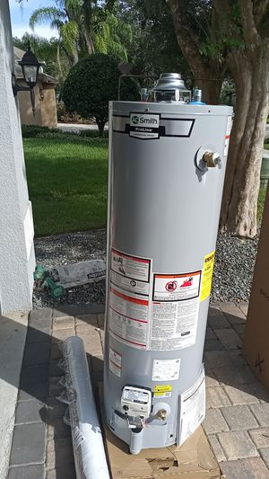 AO smith, gas 40 gallons water heater for Sale in Land O Lakes, FL