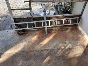 Dirt bike ramp for hitch for Sale in West Palm Beach, FL
