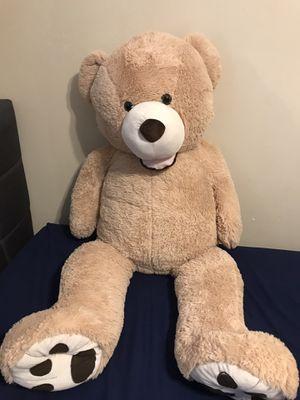 Big teddy bear! for Sale in Miami Gardens, FL