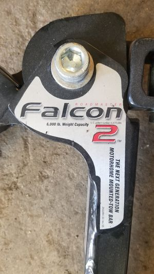 Falcon 2 Motorhome tow bars for Sale in Sherman, CT