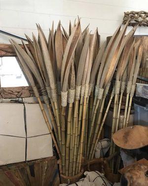 Bamboo decoration - rustic - patio - decor - patio - furniture for Sale in Windermere, FL