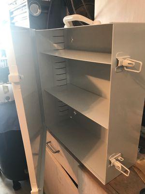 White metal box for Sale in Tempe, AZ