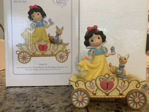Precious Moments Birthday train Disney Snow White for Sale in Spring, TX
