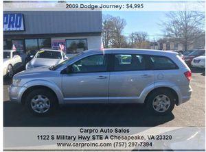 2009 DODGE JOURNEY 😊 for Sale in Norfolk, VA