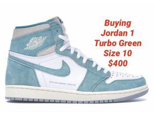 Jordan 1 Turbo Green for Sale in Whittier, CA