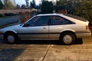 1986 Honda Accord LX - Excellent Condition for Sale in Tacoma, WA