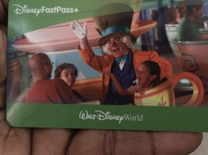 Disney fast past ticket for sale for Sale in Palm Bay, FL