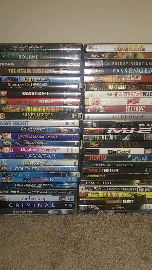 Multiple movies. All $30 single $2