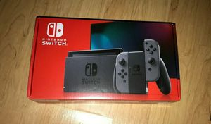 New Nintendo Switch V2 Gray Joy‑Con 2019 Model with Better Battery Life for Sale in La Puente, CA