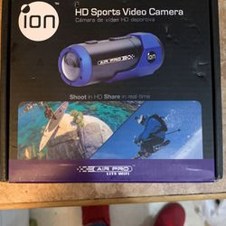 Ion Air Pro Lite Wifi HD Sports Video Camera for Sale in Ellensburg,  WA