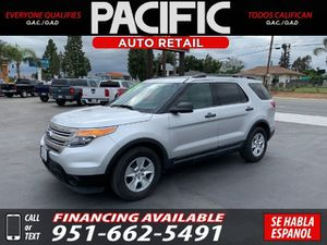 2012 Ford Explorer for Sale in Jurupa Valley, CA