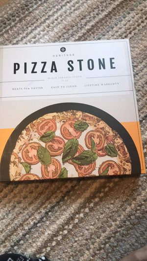 Heritage pizza stone for Sale in Devils Elbow, MO