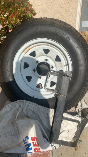 Travel trailer tire for Sale in Long Beach, CA