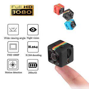 Small Hidden Camera, Mini Cop Cam, SQ11 Mini DV, Portable Full HD 1080p Wireless Sports Action Video Convert Body Concealed Little Spy Nanny Camera for Sale in Los Angeles, CA
