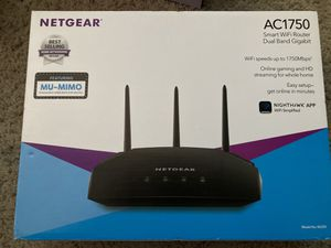 NETGEAR AC1750 WiFi Router for Sale in Anaheim, CA