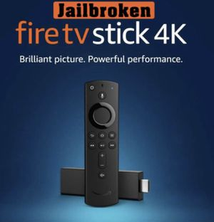 Amazon 4K Firestick for Sale in Baltimore, MD