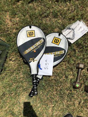 Tennis rackets for Sale in Austin, TX