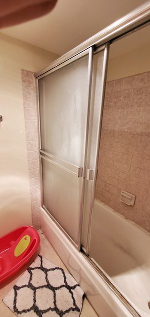 Glass shower door for Sale in Montclair, CA