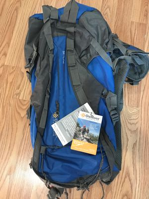 Hiking backpack (outdoor products) for Sale in Fontana, CA