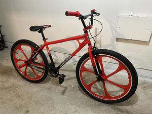 Brand New Mongoose BMX bike rare for Sale in Fort Belvoir, VA