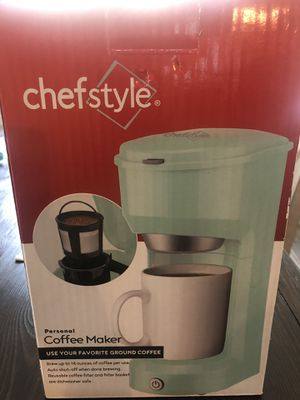 New Personal Coffee Maker for Sale in San Antonio, TX