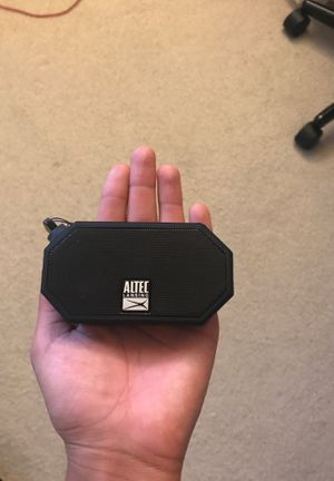 Altec Bluetooth speaker for Sale in Safety Harbor, FL