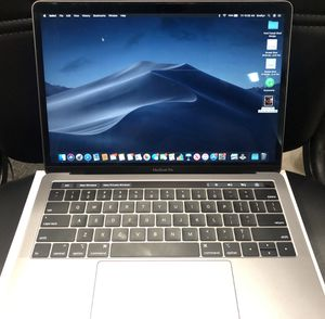 MacBook Pro (13-inch, 2018, Four Thunderbolt 3 ports) with touchpad for Sale in Philadelphia, PA