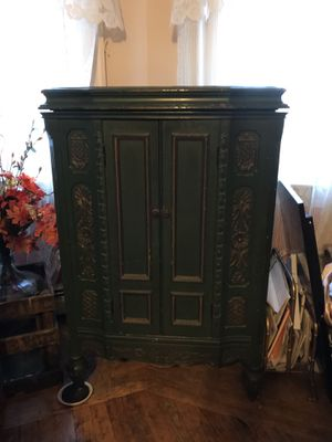 Antique cabinet for Sale in Revere, MA