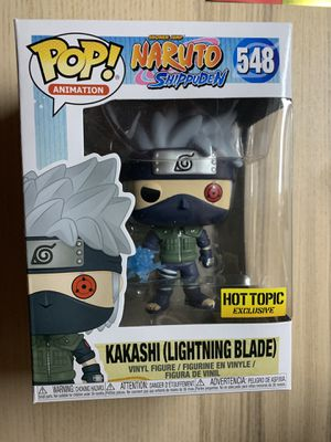 Funko POP Kakashi Hot topic exclusive Naruto for Sale for sale  New York, NY