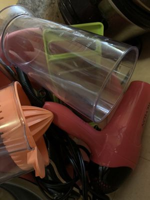 Blender, fan and other stuff for Sale in Queens, NY