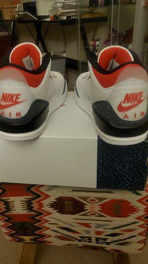 Jordan 3 SE Denim size 9.5 for Sale in Perris, CA